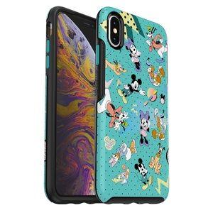 iPhone X Disney Otterbox Minnie Mickey Daisy Pluto